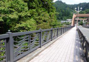 青梅市 軍畑大橋